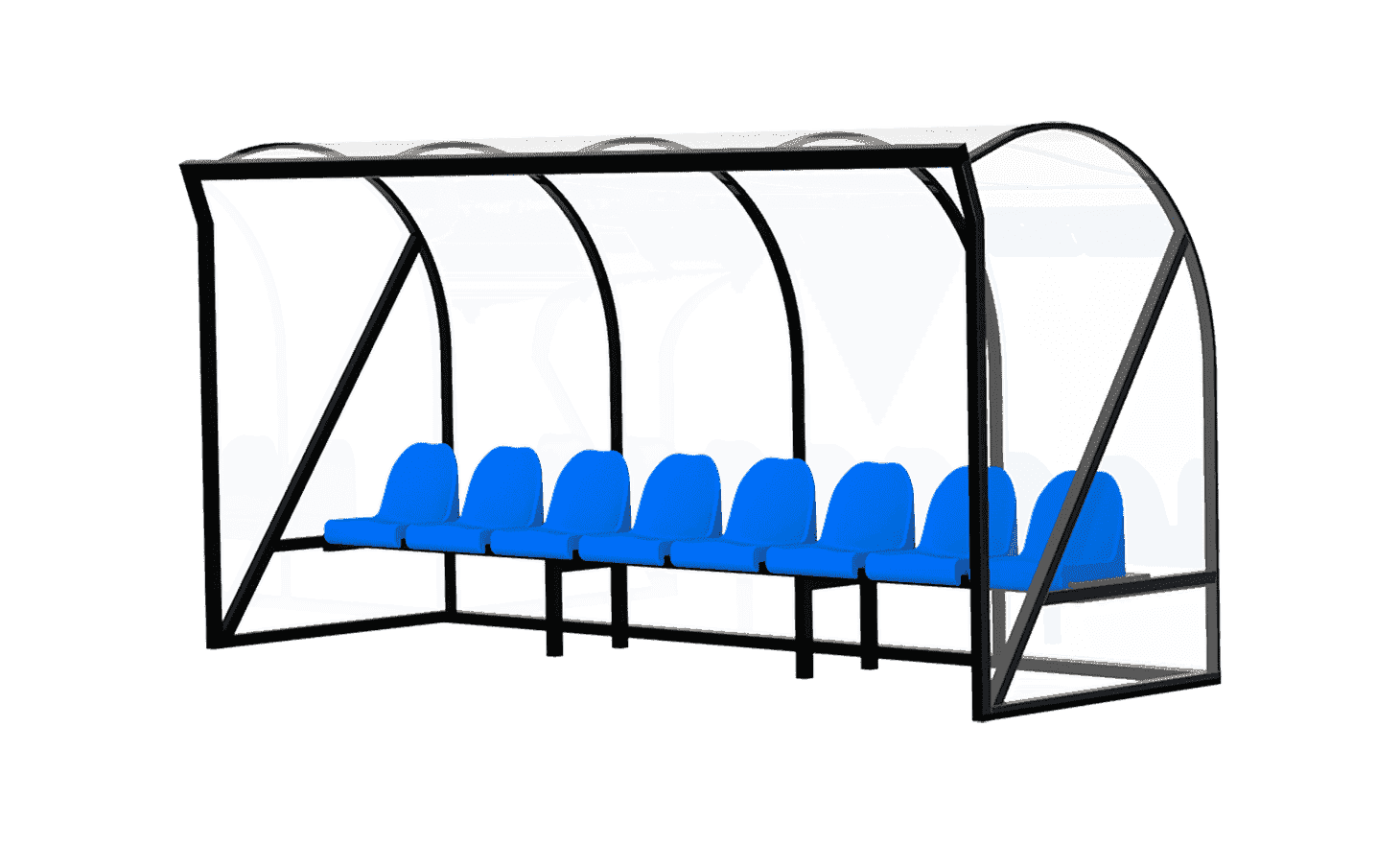 Hockey dugouts
