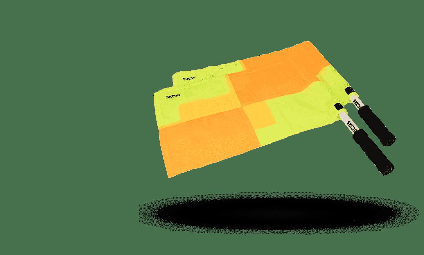 Scheidsrechtermateriaal
