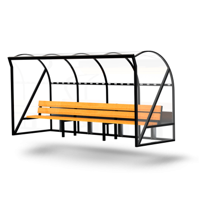Dugout type 2 Montrouge Hockey