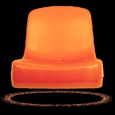 Tribunestoel - Oslo - Oranje
