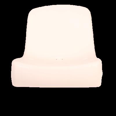 Tribunestoel - Oslo - Wit