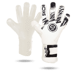 Keepershandschoenen Saint White Flat Finger