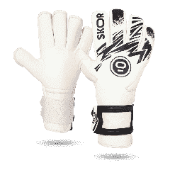 Keepershandschoenen Saint White Roll Finger