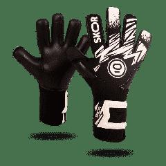 Keepershandschoenen Saint Black Negative