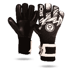 Keepershandschoenen Saint Black Roll Finger
