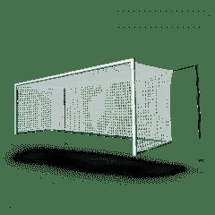 Vast voetbaldoel 7,32x2,44 WK-model netstrip kruising gelast