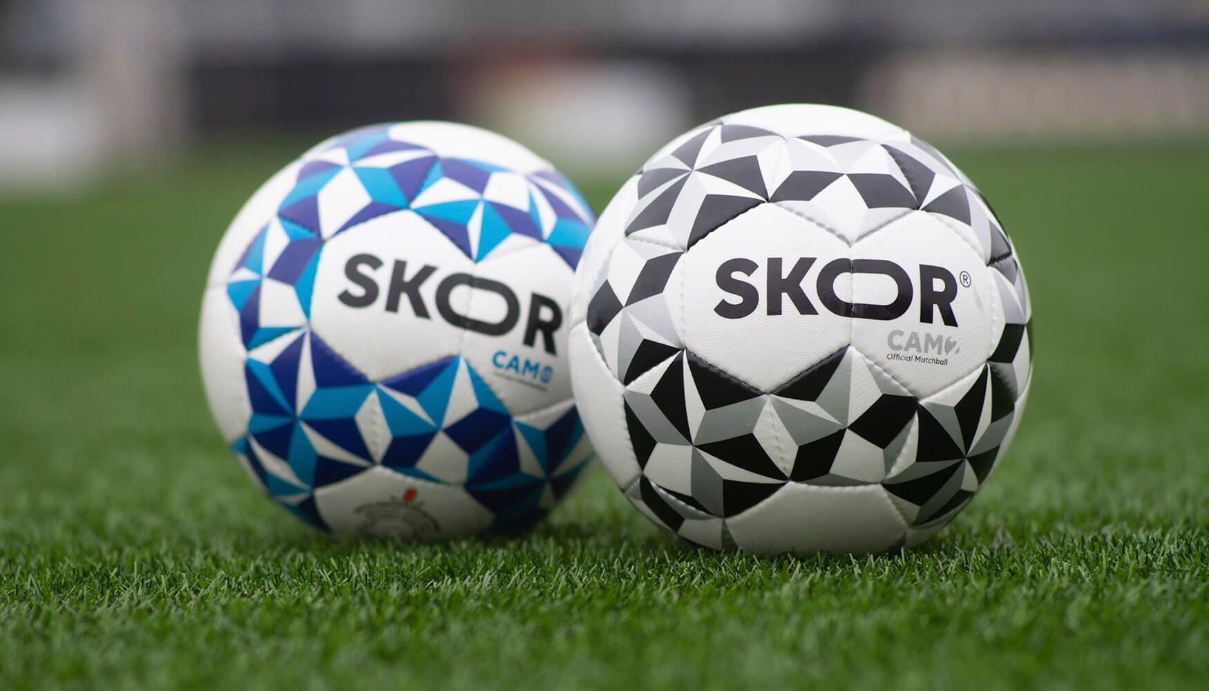 Hoe een testset voetballen Haarlem-Kennemerland fan maakte van SKOR!