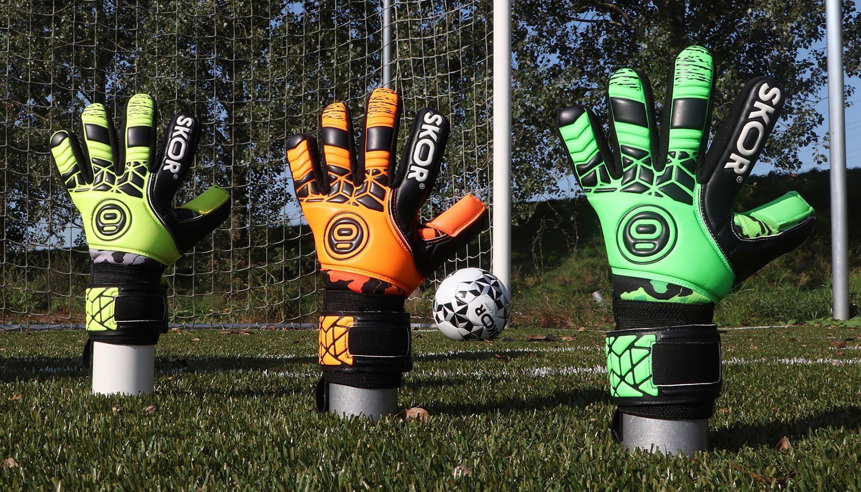 Must see: de nieuwe collectie keepershandschoenen!