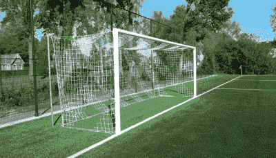 Hoe bevestig je een voetbalnet?