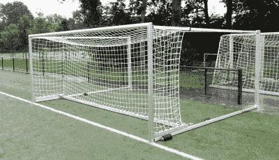 3 tips om de levensduur voetbaldoel te vergroten!